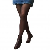 Simply Colour Chocolate Brown 40 Denier Opaque Tights