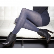 charnos cotton rib tights