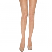 charnos natural lacy stripe tights