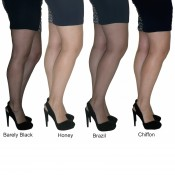 essexee legs 15 denier plus size tights