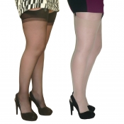 essexee legs ladder resist stockings large-xxl