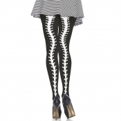 leg avenue opaque spine backseam tights