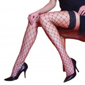 silky scarlet whale net hold ups