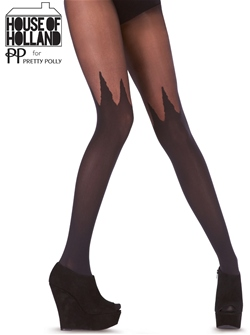 Henry Holland Stallegtight Spike Mock Hold Up Tights