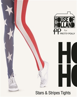 Henry Holland Stars & Stripes Tights