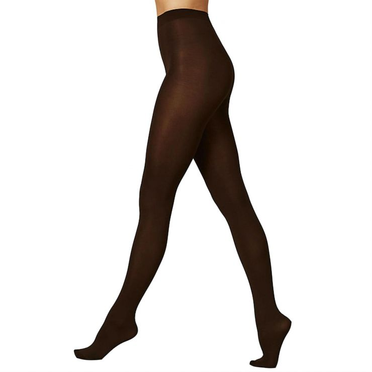 levante ultimate 80 denier opaque tights mocca