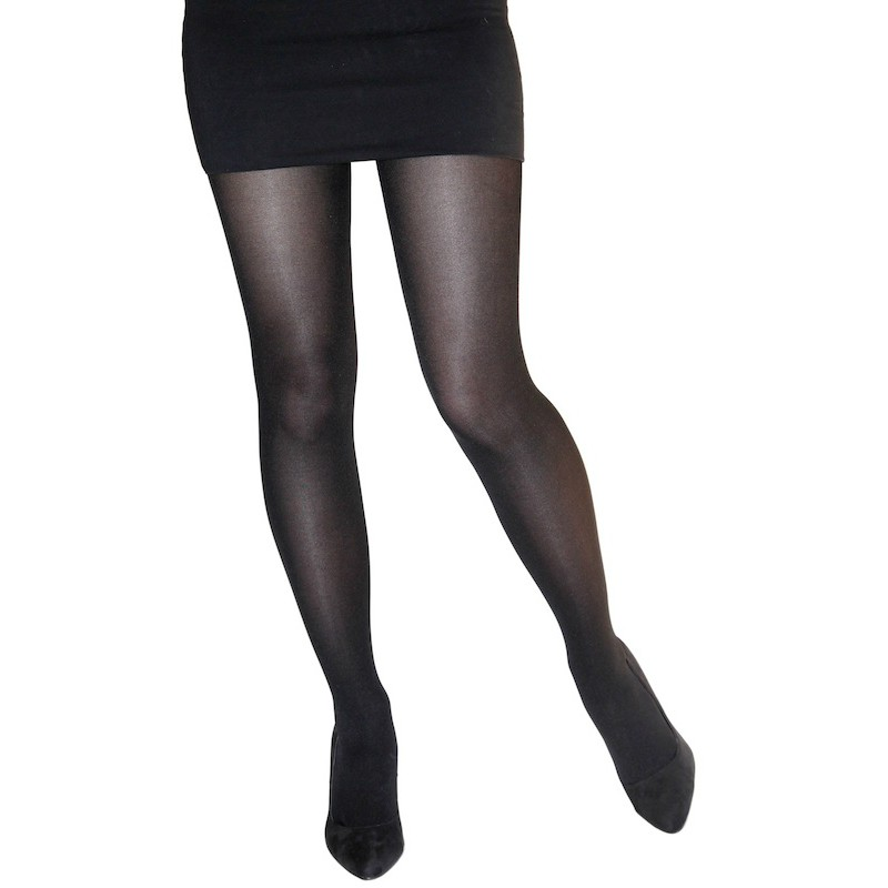 Silky's 70 denier soft opaque stockings are a safe choice for extra coverage on cooler days if you appreciate great value and don't mind the one-size-fits-all approach.