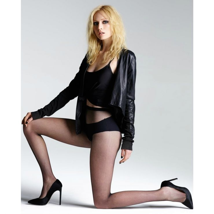 jonathan aston micronet tights black