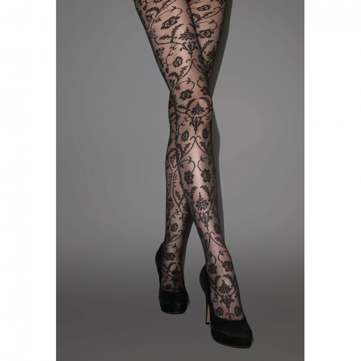 jonathan aston spellbound baroque lace tulle tights
