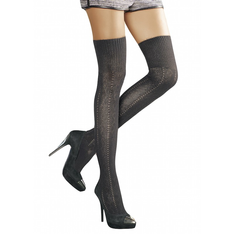 trasparenze cembalo over knee socks