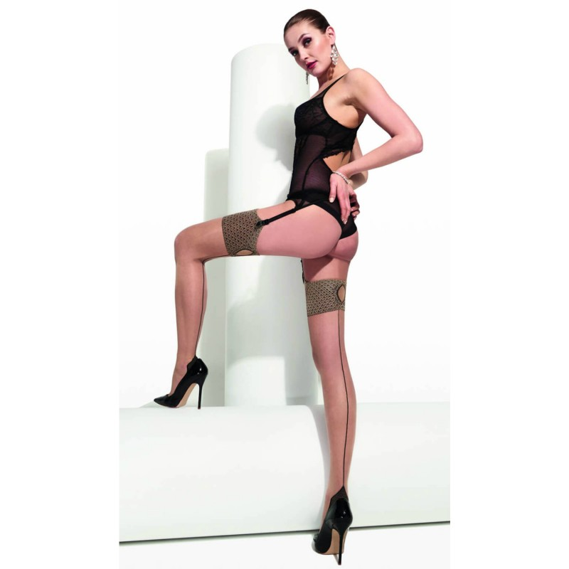 trasparenze lewis seam stockings