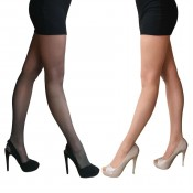 essexee legs 15 denier light leg support tights