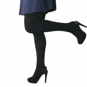 essexee legs plus size 120 denier opaque tights