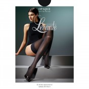 levante 50 denier lace top opaque hold ups