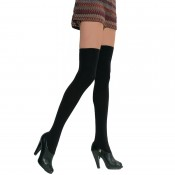 trasparenze caballero over knee socks
