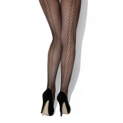 charnos back seam net tights