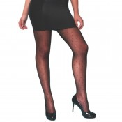 charnos xelence plus size mini spot tights