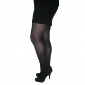 essexee legs 40 denier plus size opaque tights