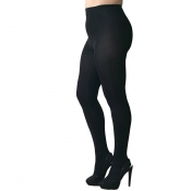essexee legs plus size 80 denier comfort tights