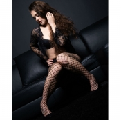 essexee legs large-net fishnet tights