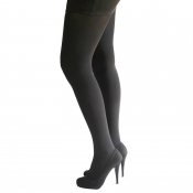 essexee legs plus size 100 denier opaque tights