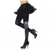 Featuring storm grey skull and crossbone detail to each leg