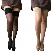 levante smoothline non-allergenic sheer hold ups