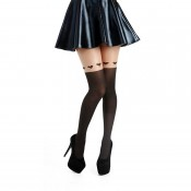 pamela mann large heart over knee tights