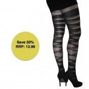 trasparenze oboe strapped tights